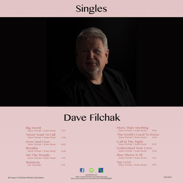 Singles Back Cover