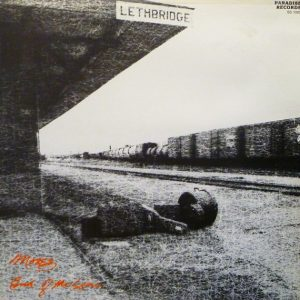 eMoses End of the Line Album Cover