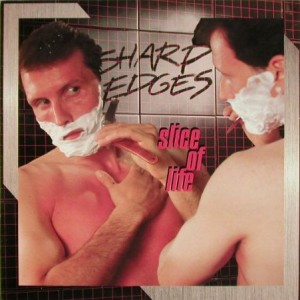 Sharp Edges - Slice of Life Album Cover
